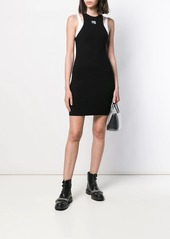 T by Alexander Wang Foundation layered dress