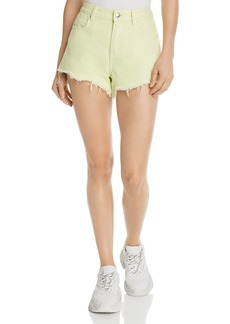 T by Alexander Wang alexanderwang.t Bite Cutoff Denim Shorts
