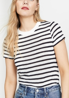 T by Alexander Wang alexanderwang.t Striped Boy Tee