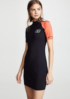 T by Alexander Wang alexanderwang.t Swim Jersey Short Sleeve Dress