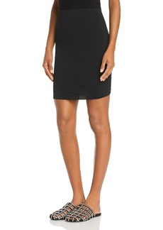 T by Alexander Wang alexanderwang.t Twisted Mini Skirt