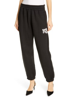 T by Alexander Wang alexanderwang.t Wash & Go Dense Fleece Pants