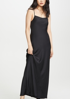T by Alexander Wang alexanderwang.t Wash & Go Maxi Dress