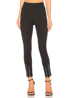 T by Alexander Wang Ankle Zip Pant