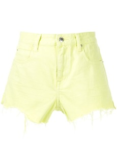 T by Alexander Wang Bite denim shorts