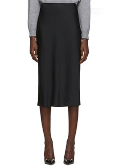 T by Alexander Wang Black Wash & Go Skirt