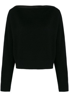 T by Alexander Wang buttoned neckline sweater