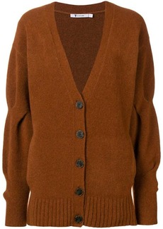 T by Alexander Wang buttoned up cardigan