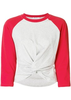 T by Alexander Wang casual fit top