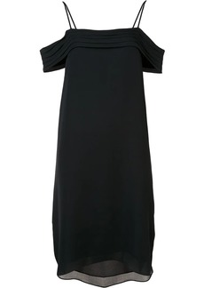 T by Alexander Wang cold shoulder dress