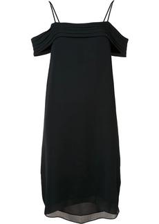 T by Alexander Wang cold shoulder dress