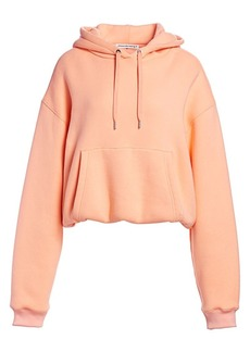 T by Alexander Wang Cotton-Blend Hoodie