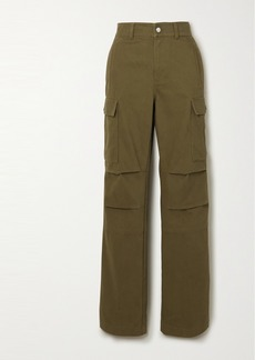 T by Alexander Wang Cotton-twill Cargo Pants