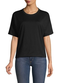 T by Alexander Wang Crewneck Stretch Tee