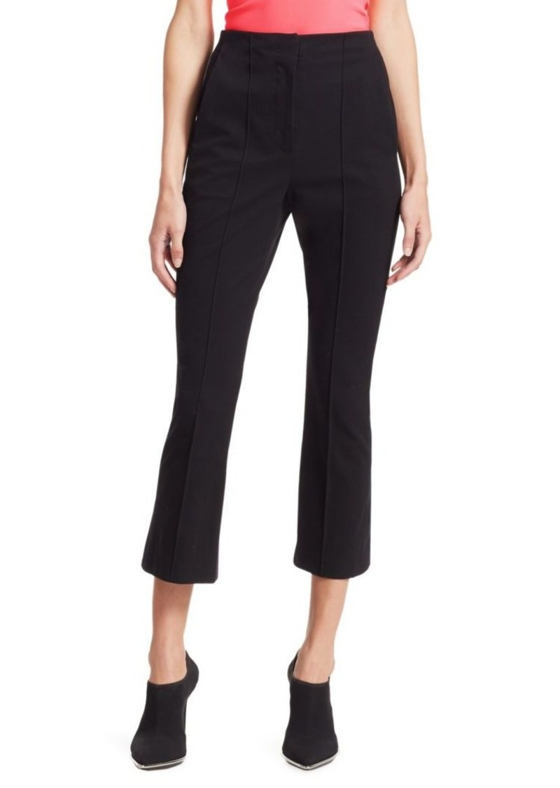 T by Alexander Wang Crop Suiting Pants