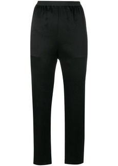 T by Alexander Wang cropped lightweight trousers