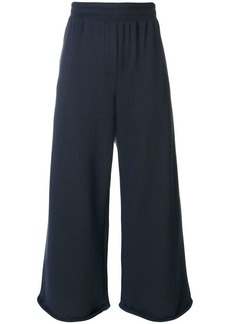T by Alexander Wang cropped tailored trousers
