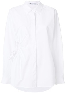 T by Alexander Wang cut-out detail shirt