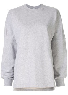 T by Alexander Wang Dry French Terry sweatshirt