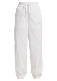 T by Alexander Wang Embroidered Track Pant
