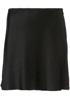 T by Alexander Wang fitted straight skirt