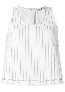 T by Alexander Wang flared tank top