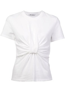 T by Alexander Wang front fastened T-shirt