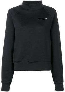 T by Alexander Wang funnel neck sweatshirt