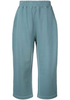 T by Alexander Wang heavy Terry track pants