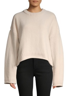 T by Alexander Wang High-Low Sweater