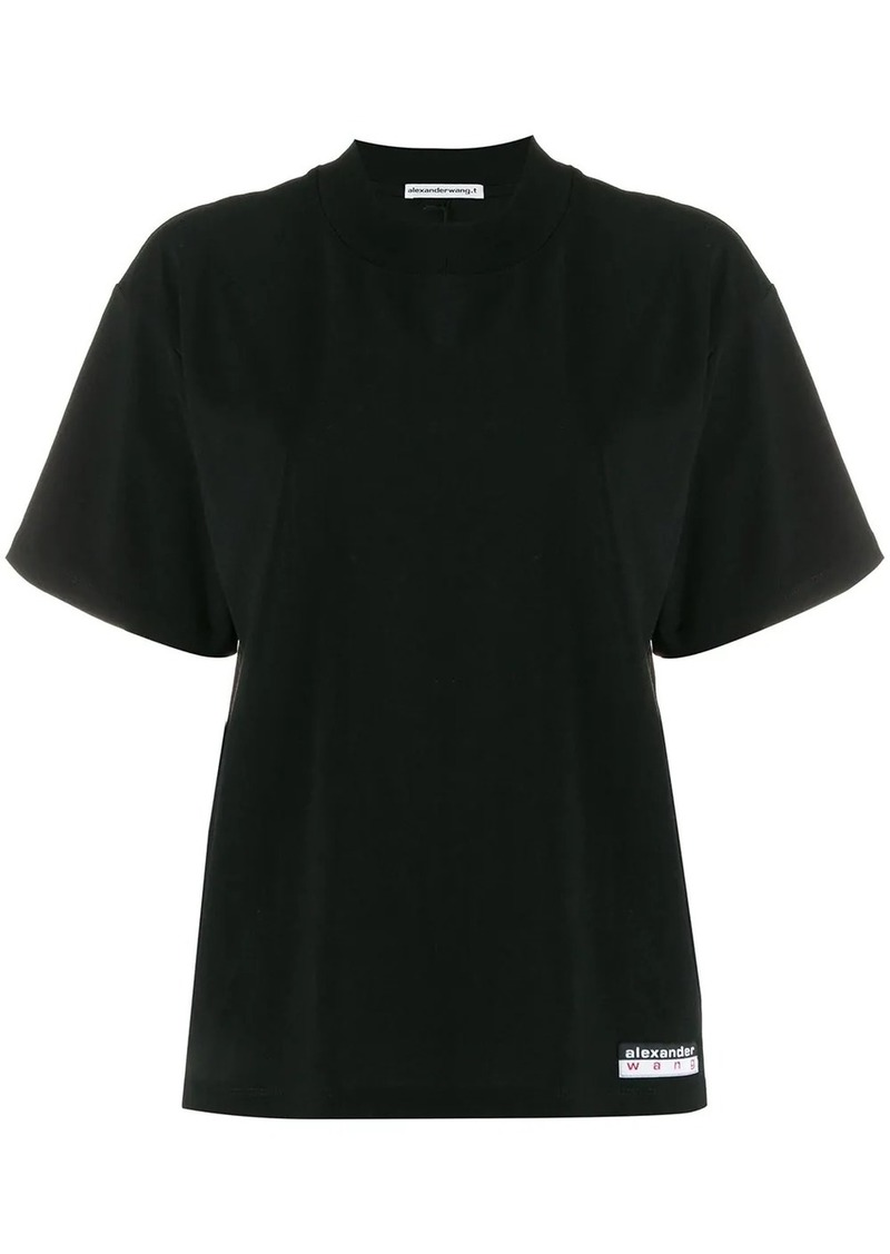 T by Alexander Wang high neck T-shirt