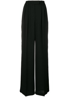 T by Alexander Wang high-waisted flared trousers