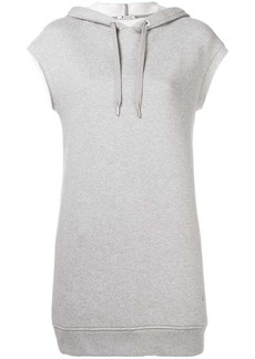 T by Alexander Wang hooded dress