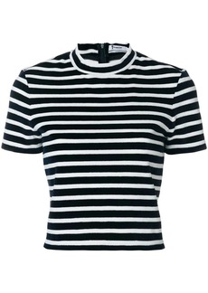 T by Alexander Wang horizontal stripe T-shirt