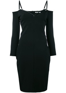 T by Alexander Wang Hourglass-shaped dress