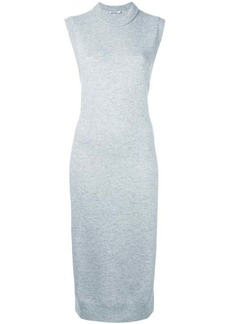 T by Alexander Wang knitted maxi tunic