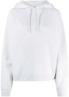 T by Alexander Wang logo print hoodie