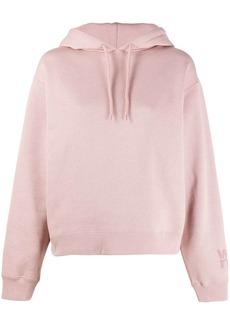 T by Alexander Wang logo sleeve hoodie