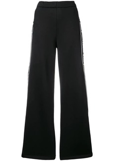 T by Alexander Wang Logo Tape track pants