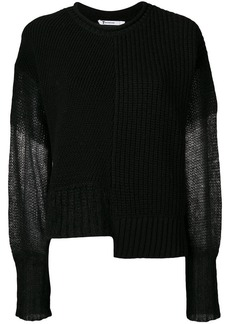 T by Alexander Wang loose fit jumper