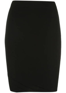 T by Alexander Wang mini pencil skirt
