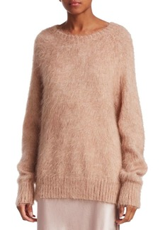 T by Alexander Wang Mohair-Blend Sweater