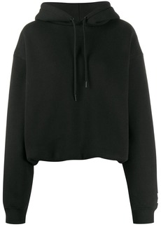 T by Alexander Wang oversized knitted hoodie