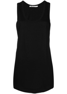 T by Alexander Wang oversized tank top