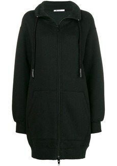 T by Alexander Wang oversized zipped sweater