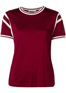 T by Alexander Wang paneled T-shirt