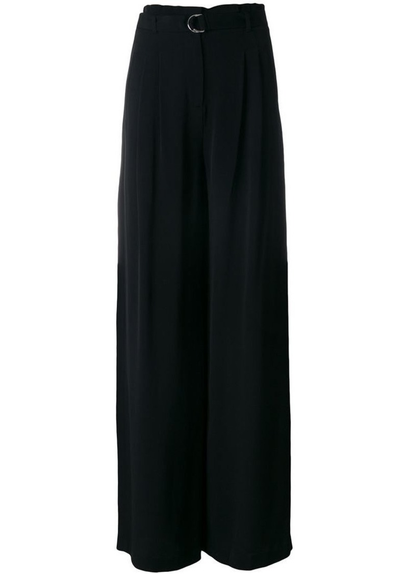 T by Alexander Wang paperbag waist trousers