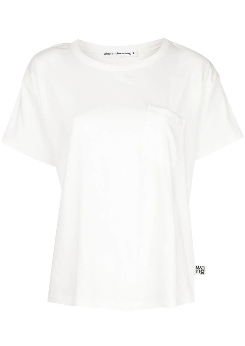 T by Alexander Wang patch-pocket T-shirt