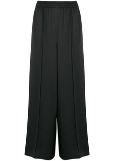 T by Alexander Wang pull-on palazzo trousers