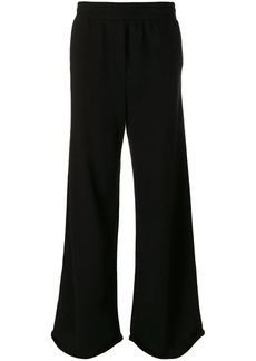 T by Alexander Wang pull on wide leg trousers